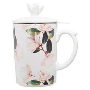 2/$20 💕🌹(Vday sale) Indigo Petal Perfect TeaMug